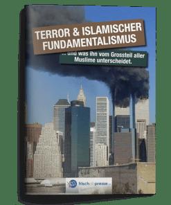 """Lehrmittel """"Terror & Islamischer Fundamentalismus"""" für die 6. bis 9. Klasse."""