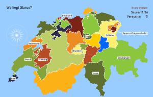 Ansprechende Online-Übungen zu Europas Geographie: Länder, Flaggen, Meere, Flüsse, Vulkane und vieles mehr.